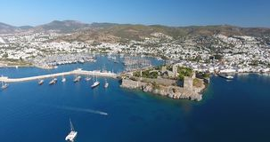 Bodrum. Amazing sea and harbour view from Bodrum
