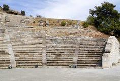 Bodrum amphitheatre Zdjęcia Stock