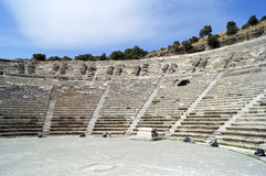 Bodrum amphitheatre Royalty Free Stock Photography