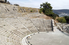 Bodrum amphitheatre Royalty Free Stock Photo
