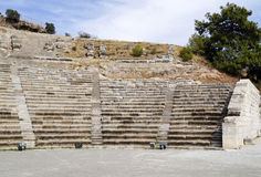 Bodrum amphitheatre Stock Photos