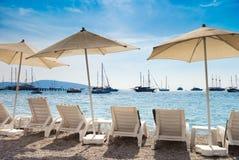 Bodrum beach,Turkey Stock Image