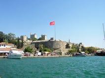 Bodrum castle Knights of Malta Stock Photos
