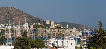 Bodrum Castle Royalty Free Stock Image