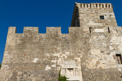 Bodrum Castle from Mugla Royalty Free Stock Photography