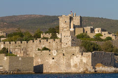 Bodrum Castle from Mugla Stock Photos