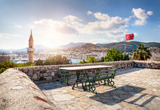 Bodrum Castle museum Stock Photos