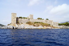 Bodrum castle Royalty Free Stock Photography