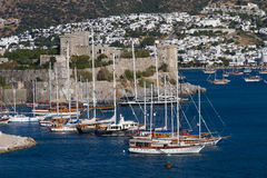 Bodrum Castle Stock Photos