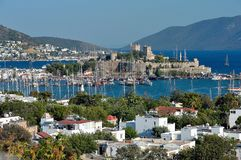 Bodrum Castle, Bodrum Turkey Stock Photos