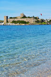 Bodrum castle Royalty Free Stock Images