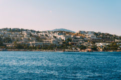 Bodrum city Royalty Free Stock Image