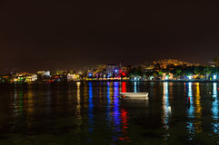 Bodrum city Royalty Free Stock Images