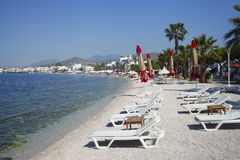 Bodrum is a district and a port city in Muğla Province Turkey Stock Images