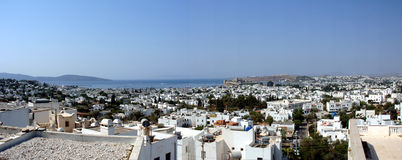 Bodrum( halicarnasus ) Royalty Free Stock Images