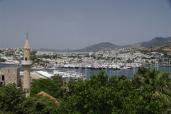 Bodrum harbour, Turkey Stock Photo