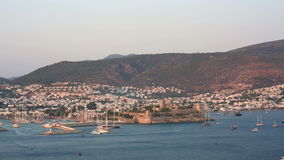 Bodrum, holiday destination in turkey Stock Photography