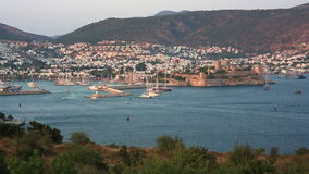 Bodrum, holiday destination in turkey Stock Photos
