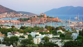 Bodrum, holiday destination in turkey Stock Images