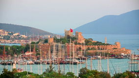 Bodrum, holiday destination in turkey Stock Image
