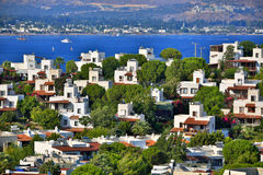 Bodrum, holiday destination in turkey Royalty Free Stock Images