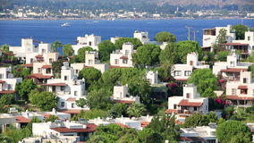 Bodrum, holiday destination in turkey Royalty Free Stock Photography