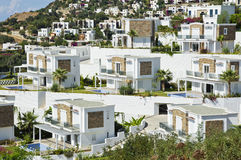 Bodrum House Royalty Free Stock Image