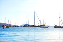 Bodrum Marina Stock Photos