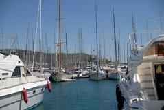 Bodrum marina Stock Images