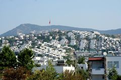 Bodrum resort Stock Images