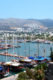 Bodrum resort Royalty Free Stock Photography