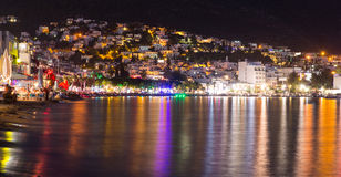 Bodrum Town Stock Photography