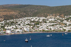 Bodrum Town from Mugla Stock Photos