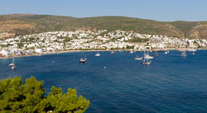 Bodrum Town from Mugla, Stock Photo