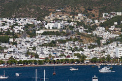 Bodrum Town from Mugla, Stock Image