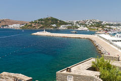 Bodrum Town from Mugla Royalty Free Stock Photography