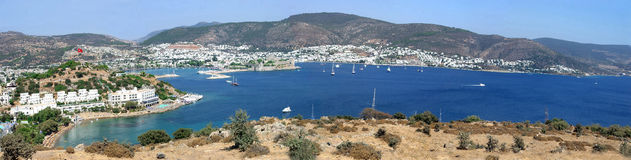 Bodrum Turkey 02 Royalty Free Stock Photo