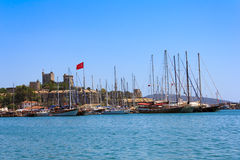 Bodrum, Turkey Royalty Free Stock Photography