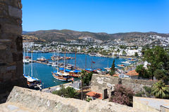 Bodrum, Turkey royalty free stock images