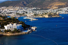 Bodrum, Turkey royalty free stock photo