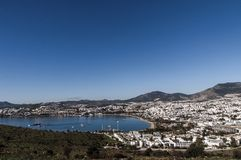 Bodrum in Turkey Stock Photos