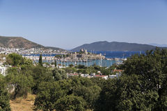 Bodrum, Turkey Stock Photography