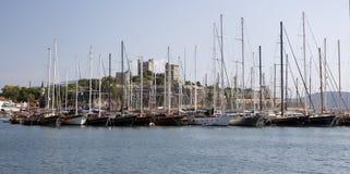 Bodrum - Yachts Stock Photos