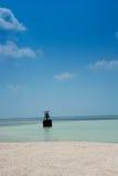 Bodu Huraa - le Maldive Fotografie Stock