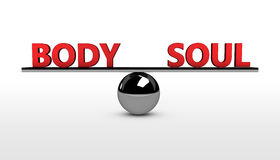 Free Body And Soul Balance Royalty Free Stock Images - 79107509