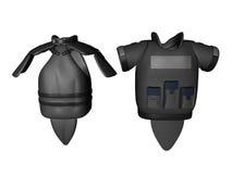 Body armor Stock Photography