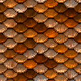 Body armor rusted. Seamless high quality high resolution rusted body armor Royalty Free Stock Photo