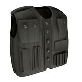 Body Armour. Illustration from online game In Nomine Credimus Royalty Free Stock Photos