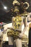 Body art Stock Image