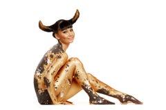 Body art Stock Photography
